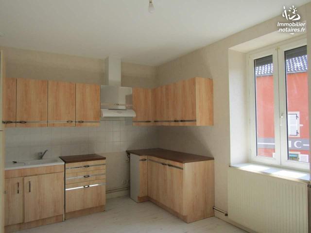 Location - Appartement - Vonnas - 56.00m² - 2 pièces - Ref : 065/116