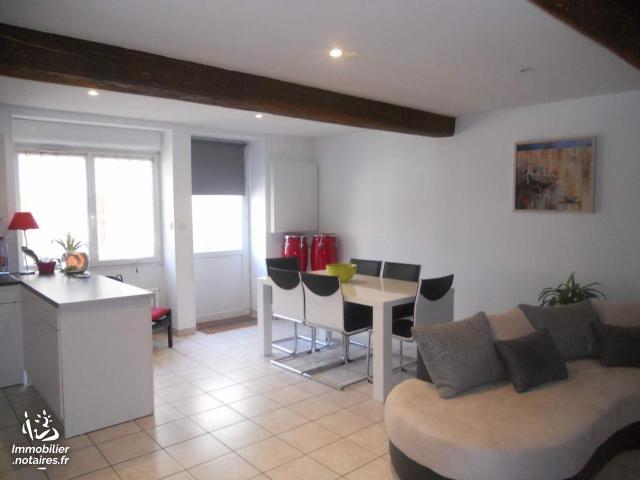 Location - Maison - Mézériat - 83.73m² - 4 pièces - Ref : 065/88