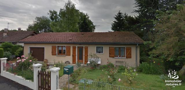Vente - Maison - Saint-Paul-de-Varax - 79.00m² - 4 pièces - Ref : 065/862