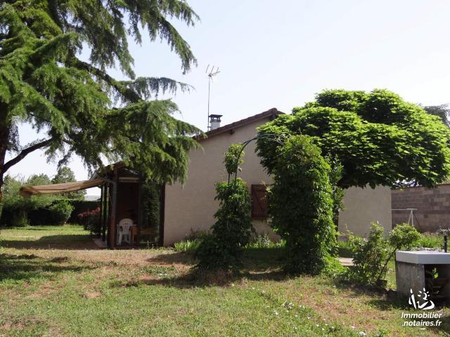 Vente - Maison - Saint-Didier-sur-Chalaronne - 80.00m² - 3 pièces - Ref : 078/240
