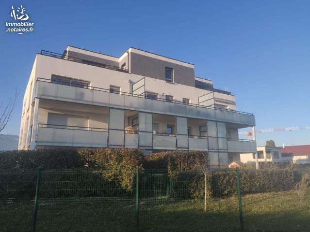Vente - Appartement - Ségny - 51.83m² - 2 pièces - Ref : 082/929