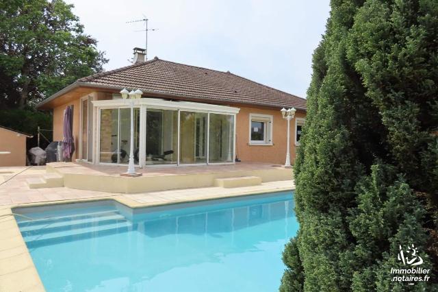 Vente - Maison - Péronnas - 200.00m² - 7 pièces - Ref : 083/1594