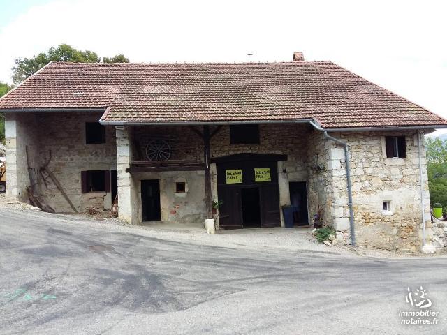 Vente - Maison - Lompnieu - 91.00m² - 3 pièces - Ref : 084/688