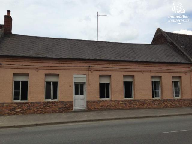 Vente - Maison / villa - GUISE - 95 m² - 3 pièces - 087/2198