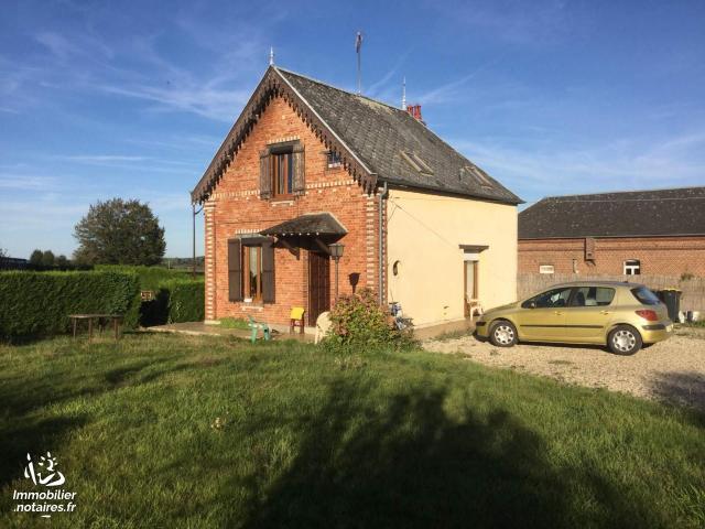 Vente - Maison - Oisy - 90.00m² - 4 pièces - Ref : 087/2370