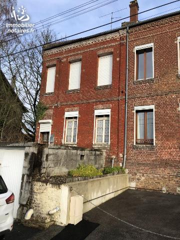 Vente - Maison - Guise - 100.00m² - 4 pièces - Ref : 087/2514
