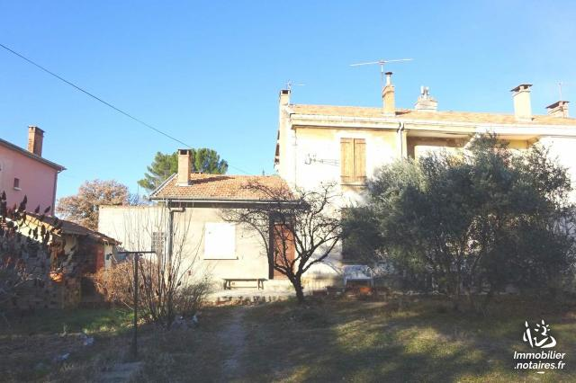 Vente - Maison - Château-Arnoux-Saint-Auban - 70.00m² - 4 pièces - Ref : 004/1374