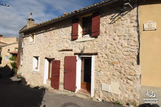 Vente - Maison - Vitrolles-en-Lubéron - 60.00m² - 4 pièces - Ref : VIT-UEM