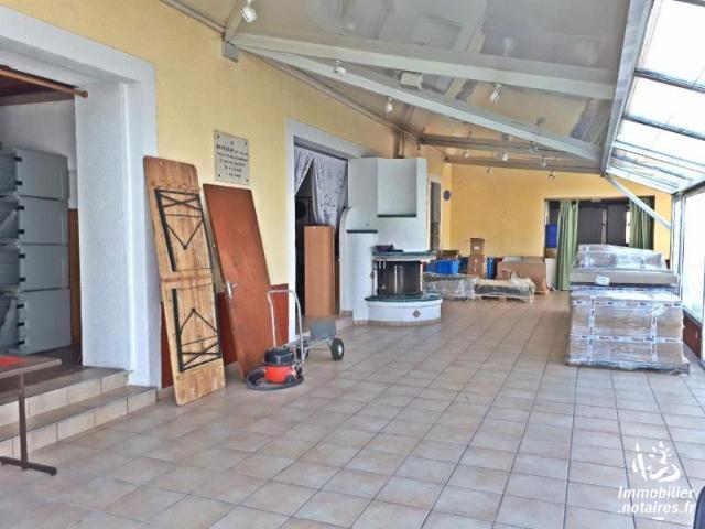 Vente - Local d'activité - Fare-en-Champsaur - 389.00m² - Ref : EMP/CHAMP