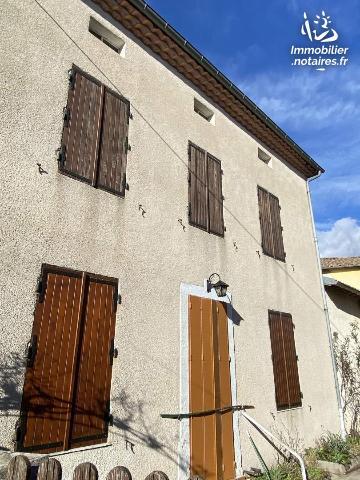 Vente - Maison - Vernoux-en-Vivarais - 158.0m² - 6 pièces - Ref : 054/45