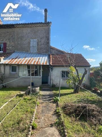 Vente - Maison - Vernoux-en-Vivarais - 55.0m² - 4 pièces - Ref : 054/93
