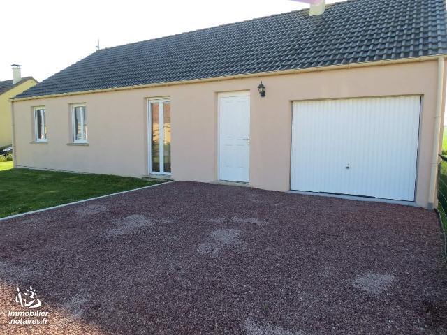 Vente - Maison - Vieux-lès-Asfeld - 89.00m² - 5 pièces - Ref : 021/1407