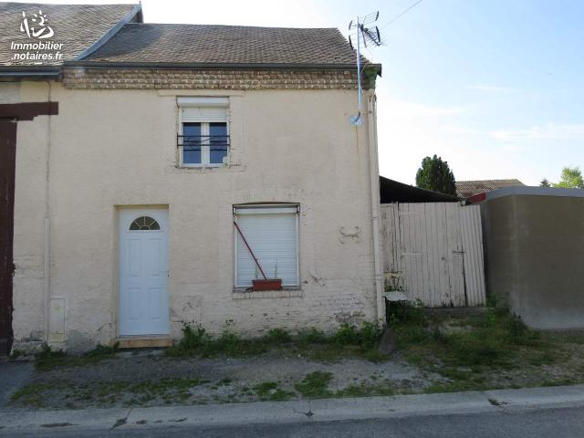 Vente - Maison - Blanzy-la-Salonnaise - 80.00m² - 3 pièces - Ref : 021/503
