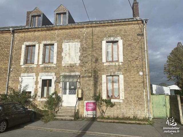 Vente - Immeuble - Vrigne aux Bois - 100.00m² - Ref : 047/538