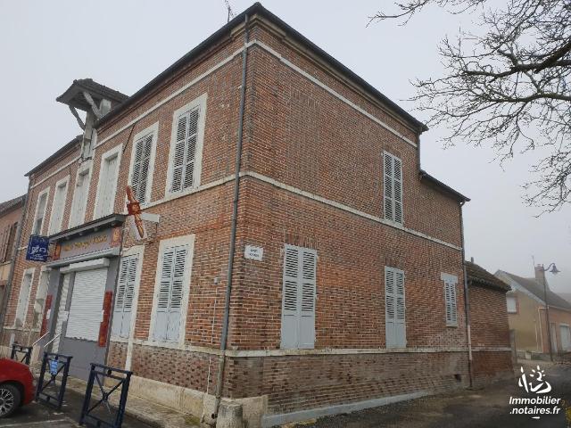 Vente - Maison - Marcilly-sur-Seine - 144.00m² - 7 pièces - Ref : 055/1526