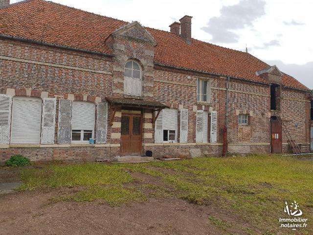 Vente - Maison - Fontaine-les-Grès - 100.00m² - 4 pièces - Ref : 055/1568