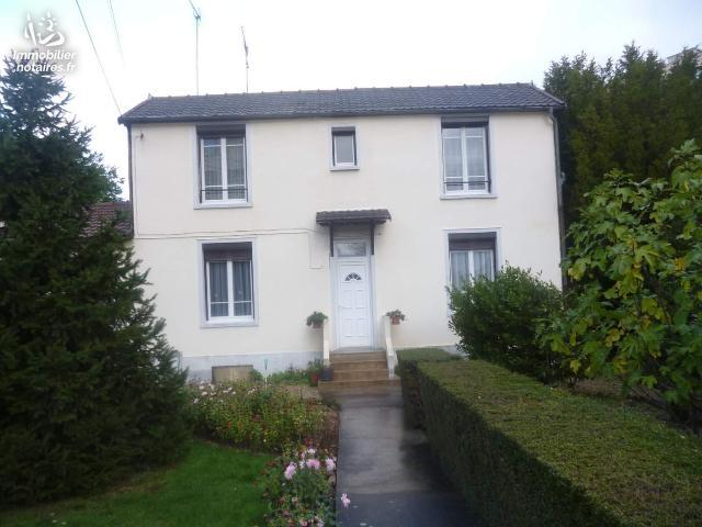 Vente - Maison - Troyes - 79.50m² - 4 pièces - Ref : 055/1604