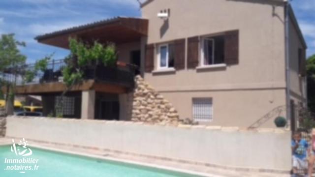 Vente - Maison - Pélissanne - 140.00m² - 5 pièces - Ref : 059/2373