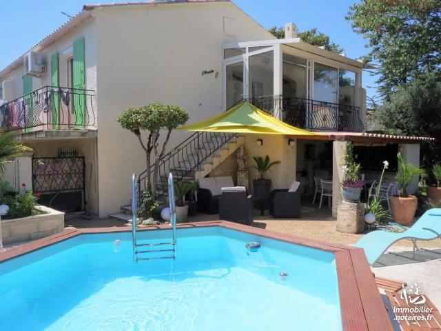 Vente - Maison - Salon-de-Provence - 192.21m² - 7 pièces - Ref : 059/2671 IMMO INTERACTIF