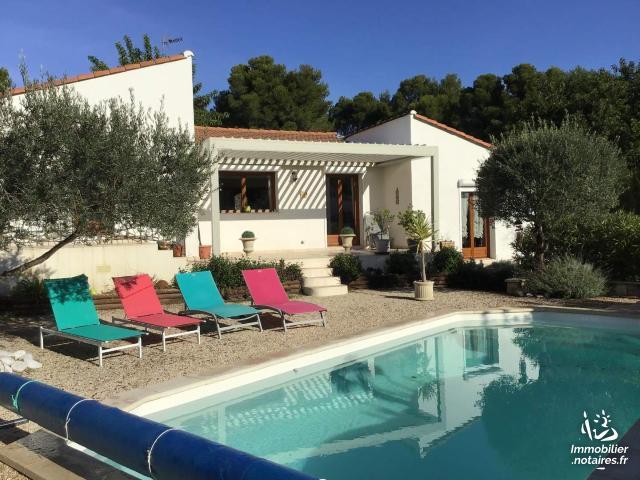 Vente - Maison - Salon-de-Provence - 120.00m² - 5 pièces - Ref : 059/2730 IMMO INTERACTIF