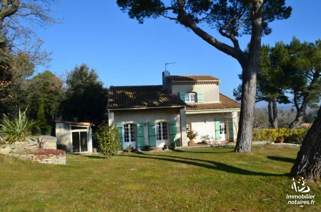 Vente - Maison - Lamanon - 122.00m² - 5 pièces - Ref : 073/419