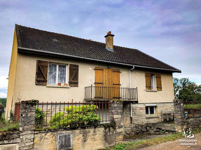 Vente - Maison - Blaisy-Haut - 110.00m² - 4 pièces - Ref : 012/1030