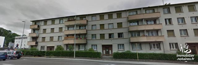 Vente - Appartement - Talant - 63.41m² - 3 pièces - Ref : 012/1068