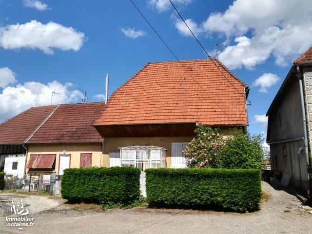 Vente - Maison - Lamarche-sur-Saône - 79.00m² - 3 pièces - Ref : 024 - 130