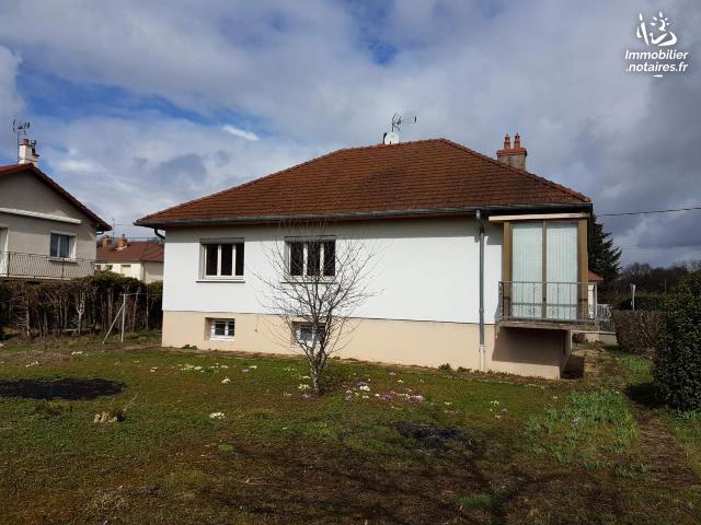 Vente - Maison - Pontailler-sur-Saône - 105.00m² - 5 pièces - Ref : 024 - 136