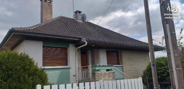 Vente - Maison - Vitteaux - 100.00m² - 4 pièces - Ref : 071/220