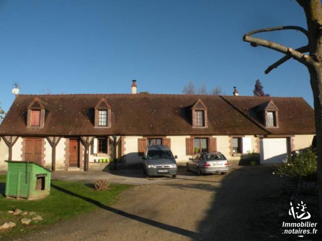 Vente - Maison - Dampierre-sous-Brou - 200.00m² - 5 pièces - Ref : 055