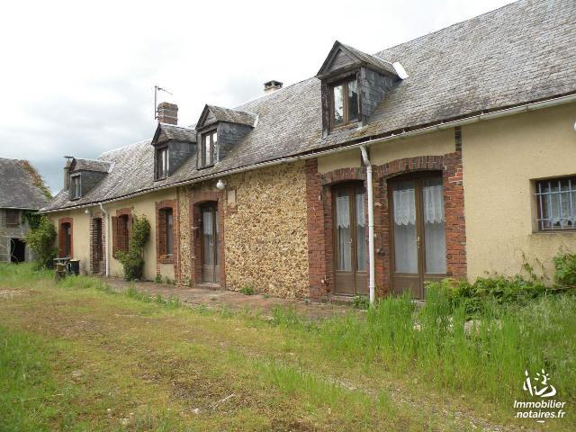 Vente - Maison - Yèvres - 177.00m² - 6 pièces - Ref : 085