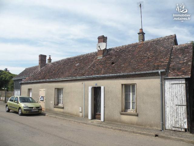 Vente - Maison - Moulhard - 69.00m² - 3 pièces - Ref : 104
