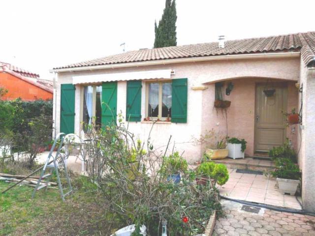 Viager - Maison - Lunel - 77.00m² - 3 pièces - Ref : 1393/V
