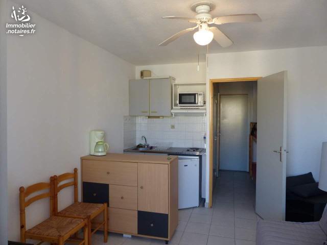 Vente - Appartement - Grau-du-Roi - 18.00m² - 1 pièce - Ref : 1601