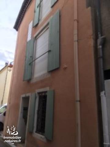 Vente - Maison - Boucoiran-et-Nozières - 130.00m² - 6 pièces - Ref : 09