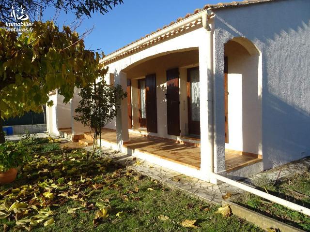 Vente - Maison - Saint-Mamert-du-Gard - 73.00m² - 3 pièces - Ref : 68