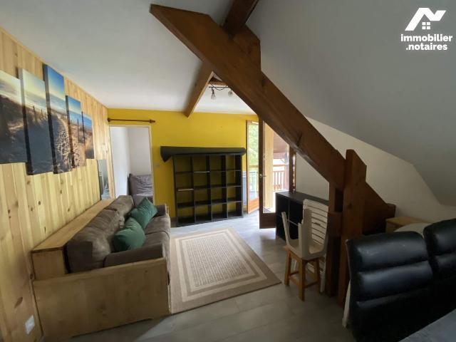 Vente - Appartement - Bagnères-de-Luchon - 2 pièces - Ref : 052/328