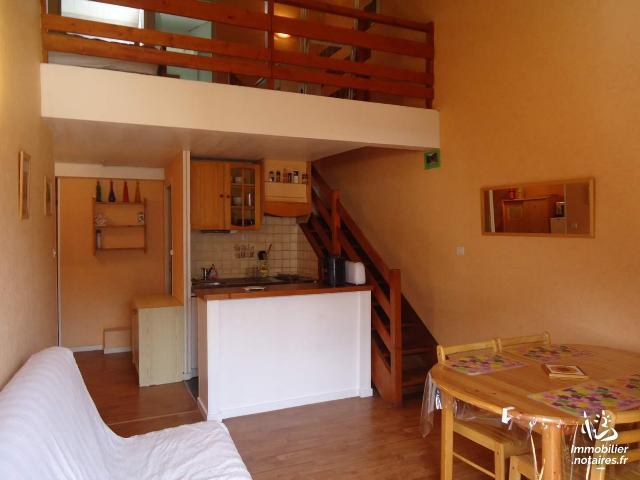 Vente - Appartement - Bagnères-de-Luchon - 36.31m² - 2 pièces - Ref : ND394