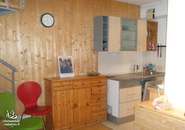 Vente - Appartement - Bagnères-de-Luchon - 3 pièces - Ref : PS112