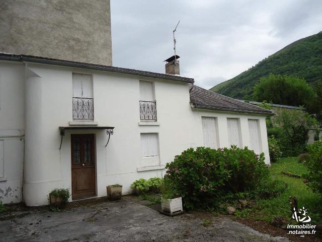 Vente - Maison - Bagnères-de-Luchon - 73.00m² - 2 pièces - Ref : 052/247