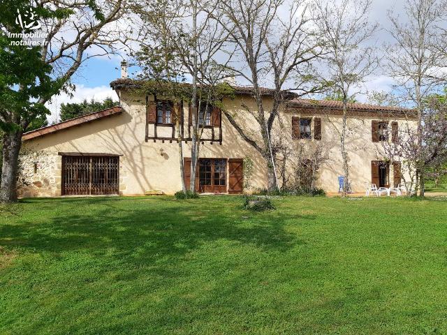 Vente - Maison - Montaut-les-Créneaux - 300.0m² - 9 pièces - Ref : 21/2111