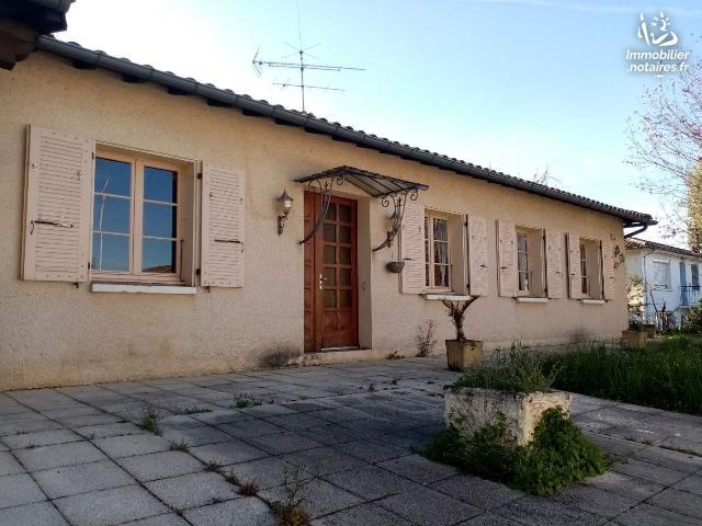 Vente - Maison - Gimont - 160.0m² - 5 pièces - Ref : 007/444