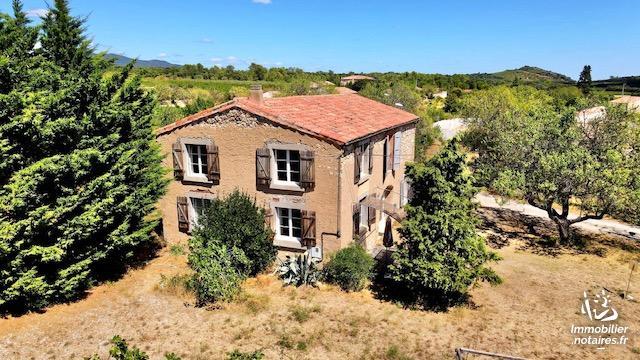 Vente - Maison - Assignan - 180.0m² - 5 pièces - Ref : 2020/19