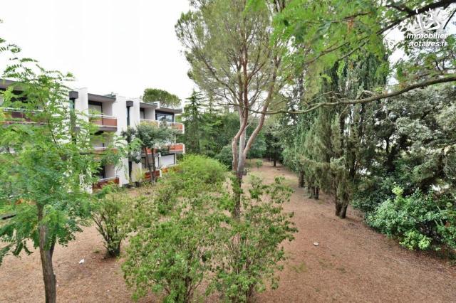 Vente - Appartement - Montpellier - 47.50m² - 2 pièces - Ref : 012/1377B