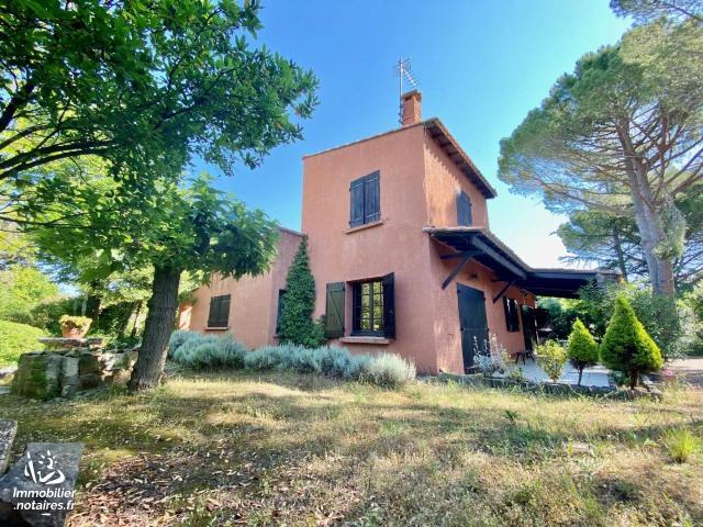 Vente - Maison - Montaud - 110.00m² - 5 pièces - Ref : 012/1396