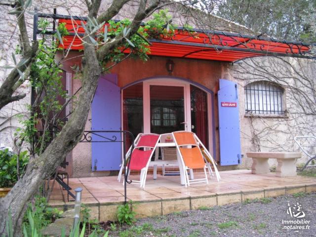 Vente - Maison - Buzignargues - 140.00m² - 5 pièces - Ref : 012/1337