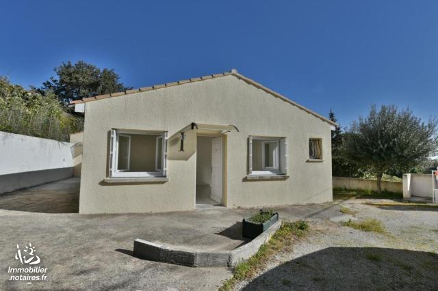 Vente - Immeuble - Saint-Drézéry - 135.00m² - 6 pièces - Ref : 012/352