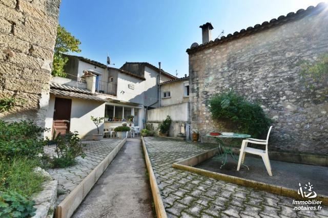 Vente - Maison - Saint-Brès - 85.00m² - 3 pièces - Ref : 012/1372