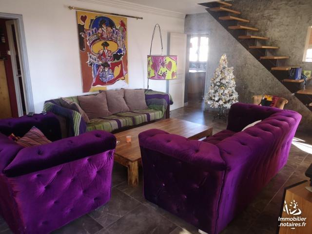 Vente - Maison - Lansargues - 170.00m² - 8 pièces - Ref : 013/426